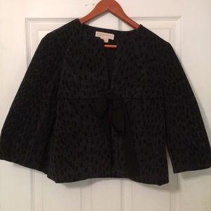 NWOT Michael Kors Cape-Style Jacket